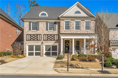 Alpharetta Single Family Home For Sale: 3647 Strath Drive