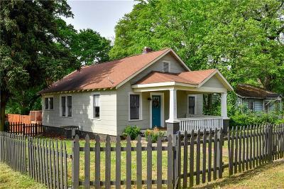 Atlanta Single Family Home For Sale: 211 Eleanor Street SE