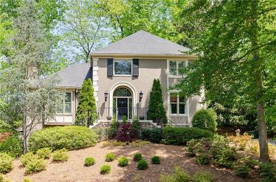 Atlanta Single Family Home For Sale: 3631 Mayfair Road NE