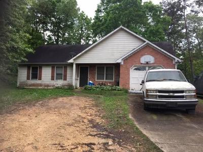 Bartow County Single Family Home For Sale: 1589 Sugar Valley Road SW