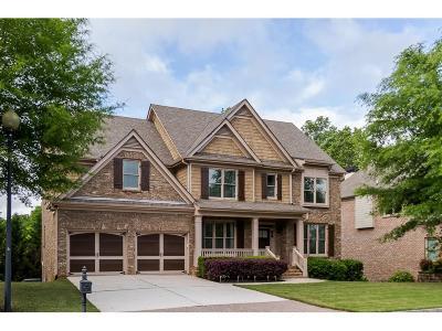 Smyrna Single Family Home For Sale: 167 Concord Close Circle