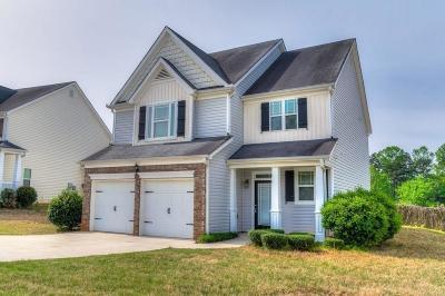 Douglasville Single Family Home For Sale: 7091 Littlebrook Way
