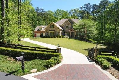 Cherokee County Single Family Home For Sale: 794 Old Lathemtown Road