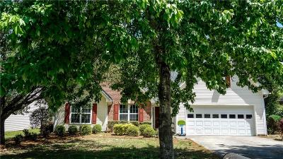 Sugar Hill Single Family Home For Sale: 508 Bellingham Drive