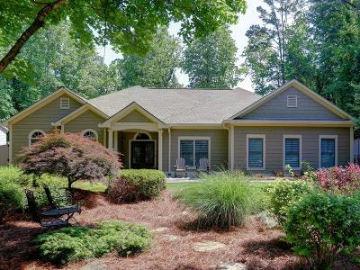Marietta Single Family Home For Sale: 155 Kenley Court