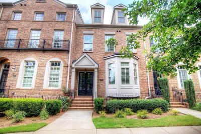 Sandy Springs Condo/Townhouse For Sale: 691 Lockton Place