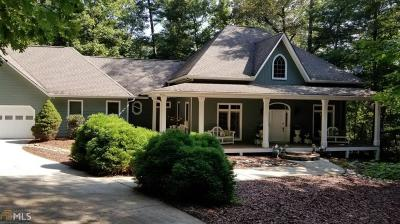 Ellijay Single Family Home For Sale: 375 Whitewater Run
