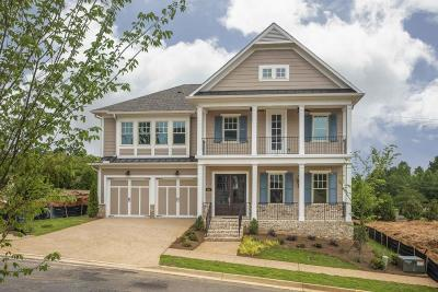 Roswell Single Family Home For Sale: 3015 Barnes Mill Court