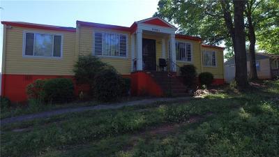 Atlanta GA Single Family Home For Sale: $180,000