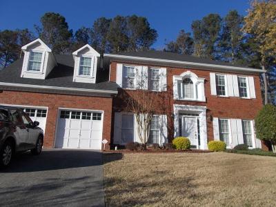 Snellville Single Family Home For Sale: 2867 Kingstream Drive