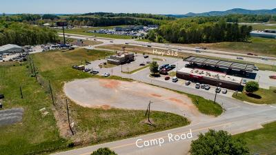 Pickens County Commercial For Sale: 2 Hazel Mosely Drive