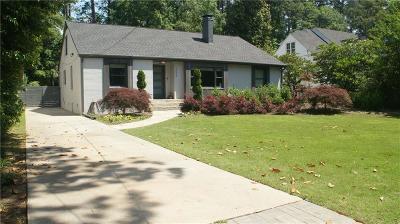 Atlanta GA Single Family Home For Sale: $945,000