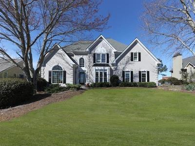 Marietta Single Family Home For Sale: 4297 Highborne Drive NE