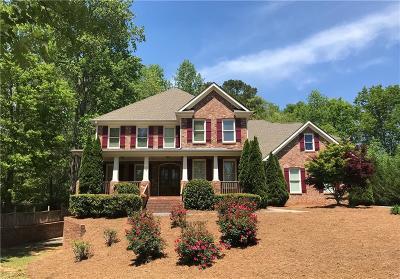 Monroe Single Family Home For Sale: 454 Lakeshore Drive