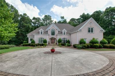 Snellville Single Family Home For Sale: 1420 Lakeshore Drive