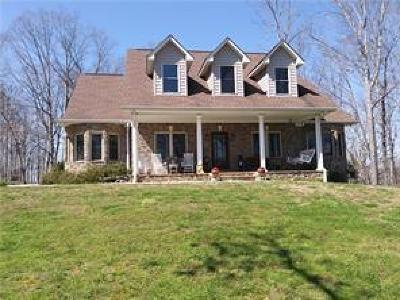 Lumpkin County Single Family Home For Sale: 51 Barnes Mill Road