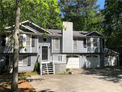 Lawrenceville Single Family Home For Sale: 1500 Prospect Church Road