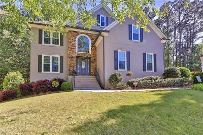 Acworth Single Family Home For Sale: 5245 Camden Lake Parkway NW