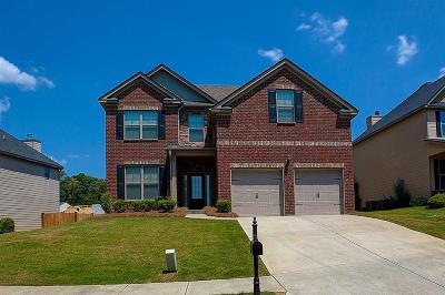 Woodstock Single Family Home For Sale: 223 Amylou Circle
