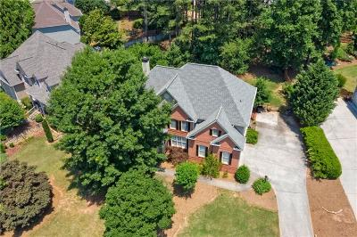Powder Springs Single Family Home For Sale: 4652 Glory Maple Trace