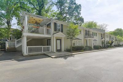 Atlanta Condo/Townhouse For Sale: 841 Frederica Street #10