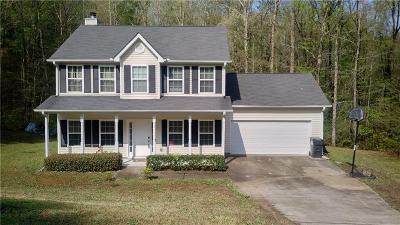 Fayetteville Single Family Home For Sale: 170 Felton Drive