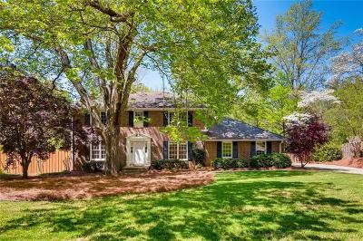 Atlanta Single Family Home For Sale: 2384 Leisure Lake Drive