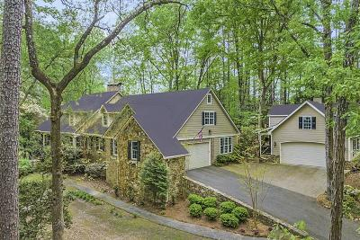 Rome Single Family Home For Sale: 91 Winding Road SW