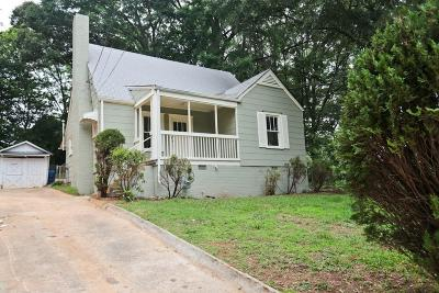 Atlanta Single Family Home For Sale: 243 Lamon Avenue SE