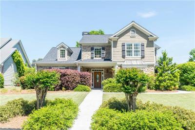 Grayson Single Family Home For Sale: 1723 Sweet Branch Trail