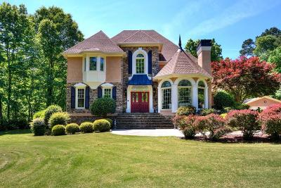 Rome Single Family Home For Sale: 3 Ridgepointe Drive SE