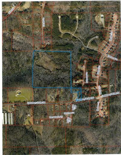 Dawson County, Lumpkin County Residential Lots & Land For Sale: Castleberry Bridge Road