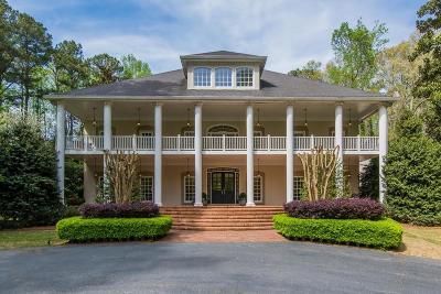 Marietta Single Family Home For Sale: 710 Walnut Drive SW