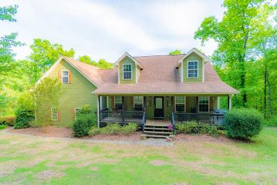 Calhoun Single Family Home For Sale: 3007 Roland Hayes Parkway SW