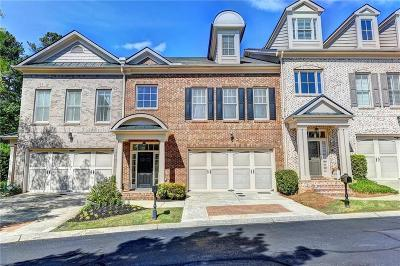 Johns Creek Condo/Townhouse For Sale: 6094 Narcissa Place