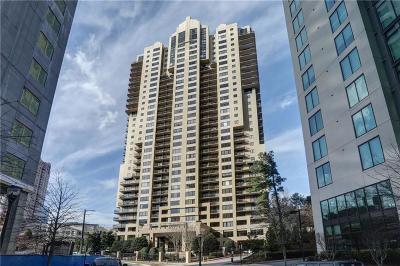 Atlanta Condo/Townhouse For Sale: 3481 Lakeside Drive NE #2904