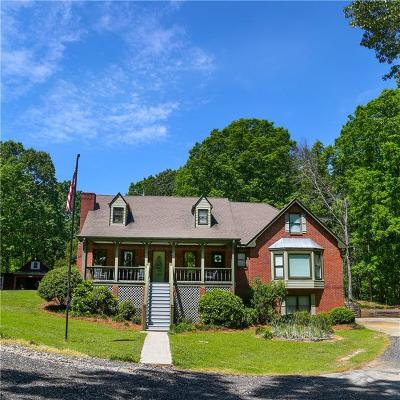 Snellville Single Family Home For Sale: 3705 Lenna Drive