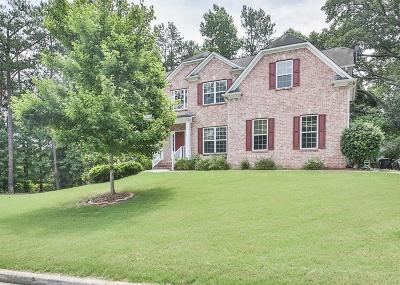 Marietta Single Family Home For Sale: 2825 Maple Springs Court