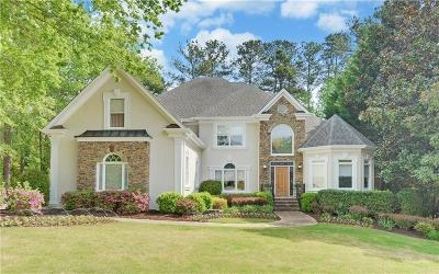 Johns Creek Single Family Home For Sale: 12185 Meadows Lane