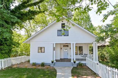 Atlanta Single Family Home For Sale: 774 Dill Avenue SW