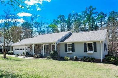 Marietta Single Family Home For Sale: 320 Chapman Drive