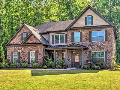 Acworth Single Family Home For Sale: 3230 Sundew Drive