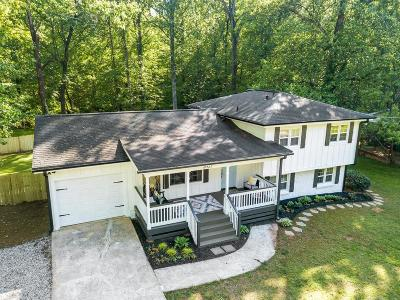 Atlanta Single Family Home For Sale: 2653 Hatfield Circle SE
