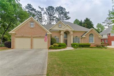 Kennesaw Single Family Home For Sale: 1080 Ector Chase NW