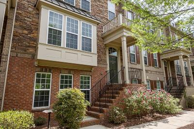 Decatur Condo/Townhouse For Sale: 9 High Gate Trail
