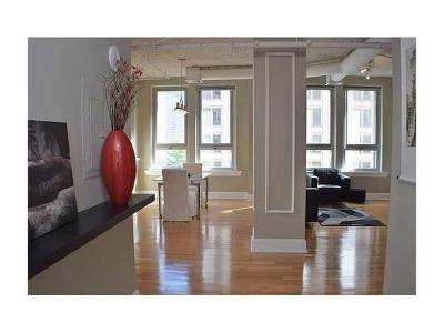 Atlanta Condo/Townhouse For Sale: 20 Marietta Street NW #6B