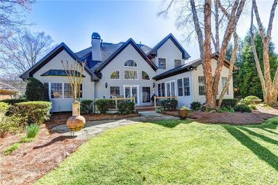 Forsyth County Single Family Home For Sale: 7585 St Marlo Country Club Pkwy Parkway