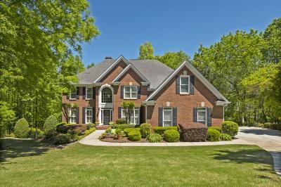 Alpharetta Single Family Home For Sale: 235 Amesdale Court