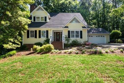 Cartersville Single Family Home For Sale: 20 Sherman Lane