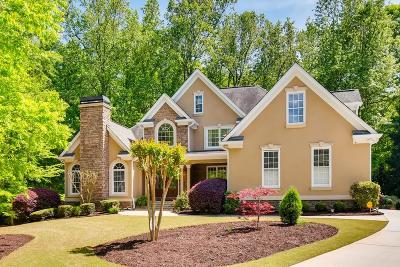Peachtree City Single Family Home For Sale: 209 Clear Springs Lane